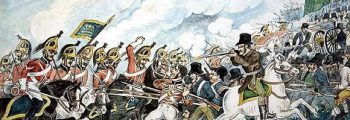 An Irish Rebellion Leaves its Mark